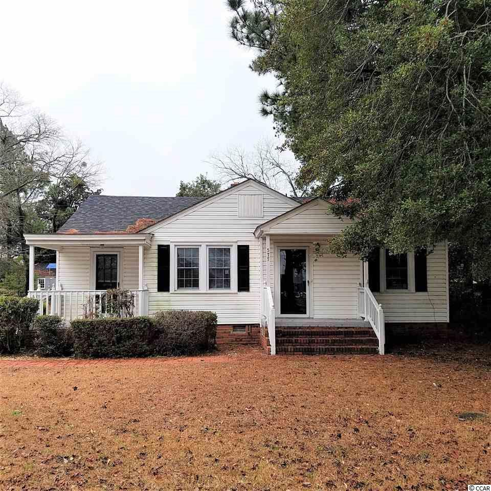 Single Family Home for Sale at 577 Black River Road 577 Black River Road Georgetown, South Carolina 29440 United States