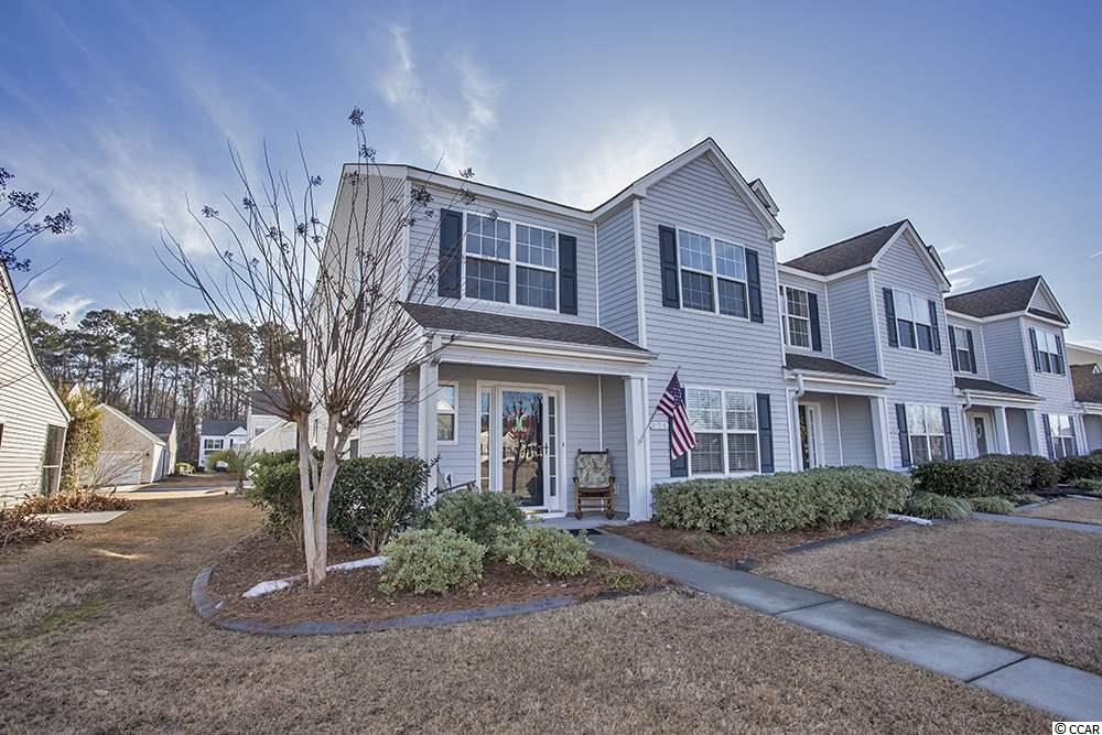 Townhouse MLS:1801982 The Orchards at The Farm  824 Barn Owl Court Myrtle Beach SC