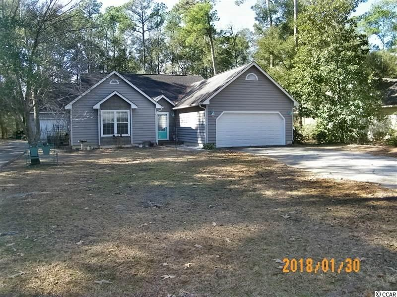 Detached MLS:1802035   4440 Live Oak Dr. Little River SC