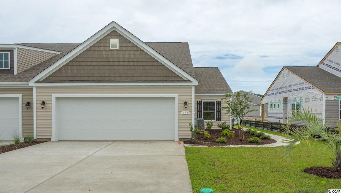 Semi-Detached MLS:1802094   111 Calabash Lakes Blvd. Calabash NC