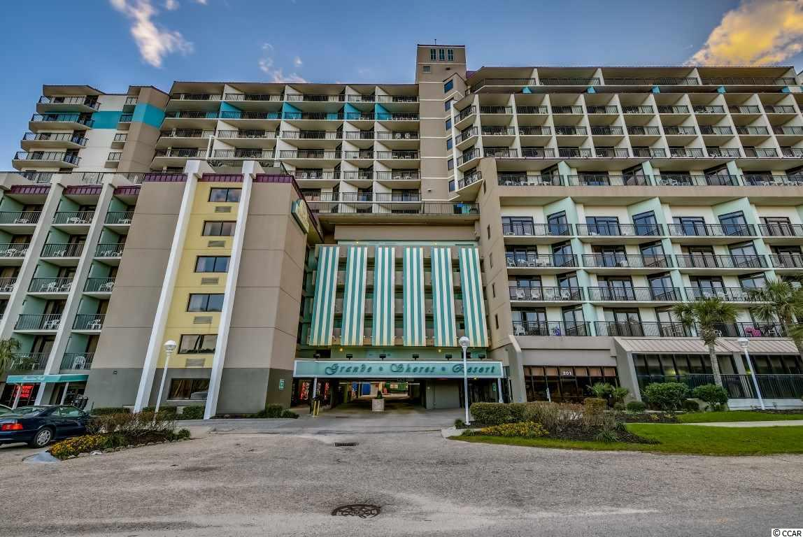 Condo MLS:1802169 Grande Shores  201 N 77th Ave Myrtle Beach SC
