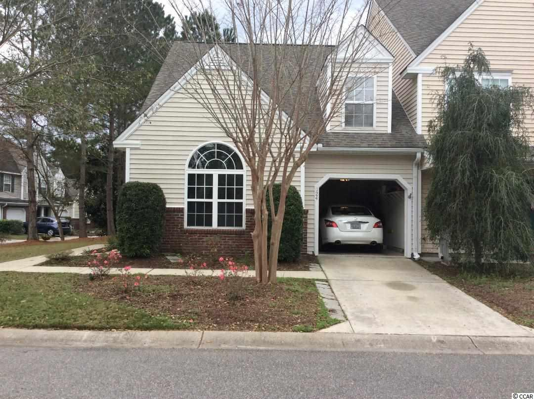 Townhouse MLS:1802199 PAWLEYS PLACE  124 Pembroke Lane Pawleys Island SC