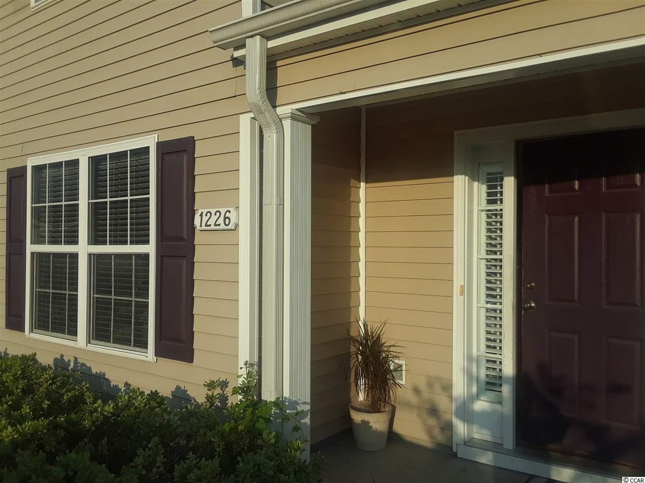 Townhouse MLS:1802228 The Orchards at The Farm  1226 Harvester Circle Myrtle Beach SC