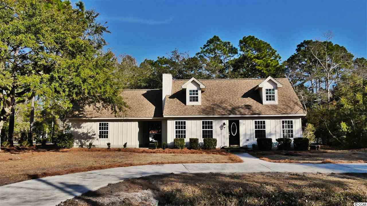 Single Family Home for Sale at 19 Springfield Road 19 Springfield Road Pawleys Island, South Carolina 29585 United States