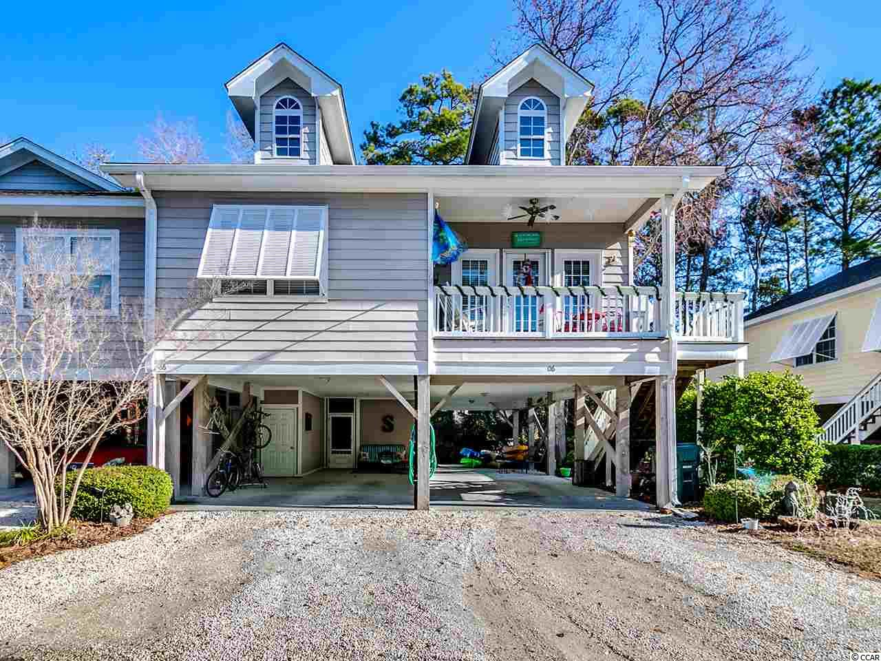 Townhouse MLS:1802235 Crooked Oak Cottages  66 Wallys Way Pawleys Island SC