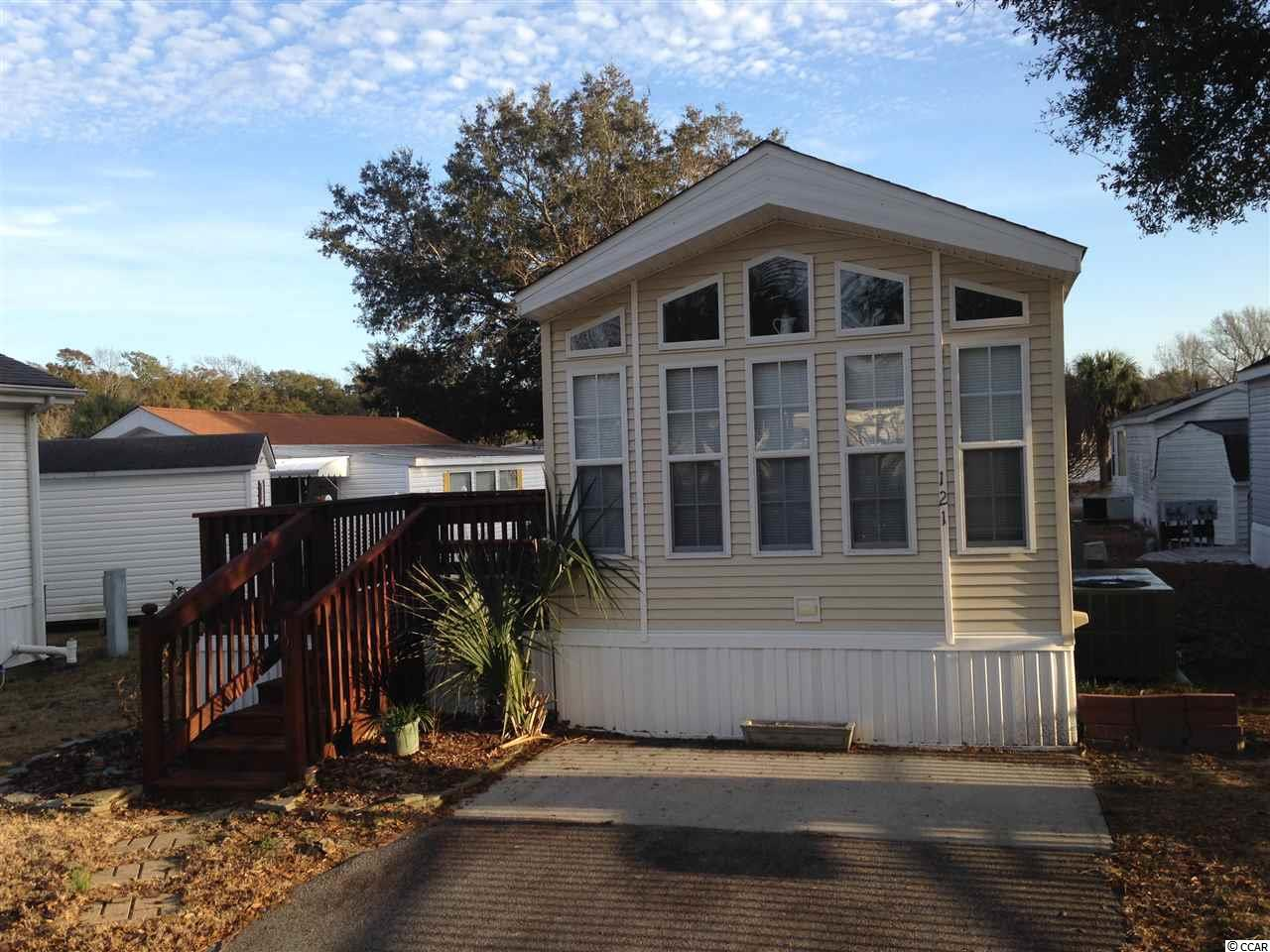 house at  Myrtle Beach RV Resort for $67,000