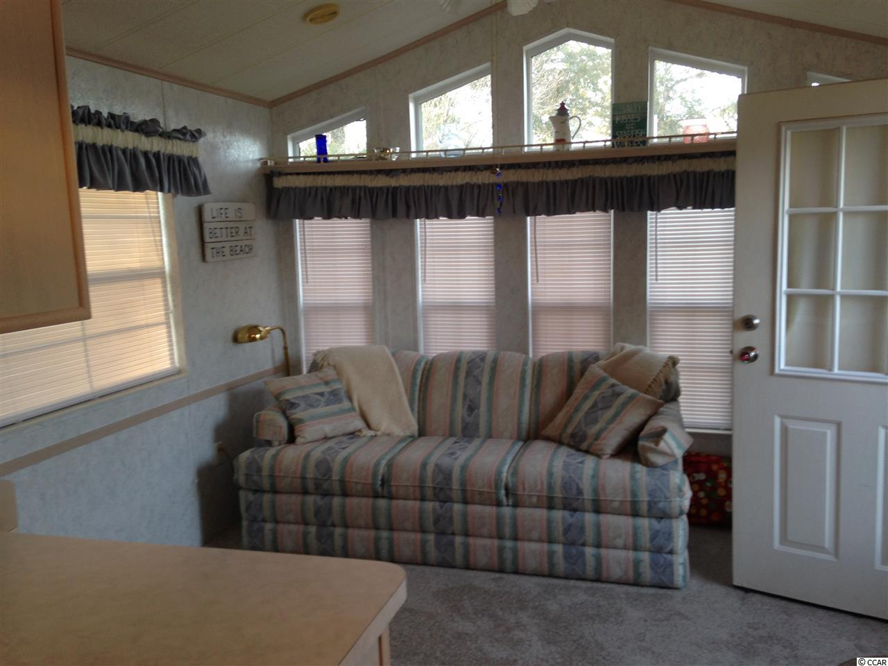 house for sale at  Myrtle Beach RV Resort for $67,000