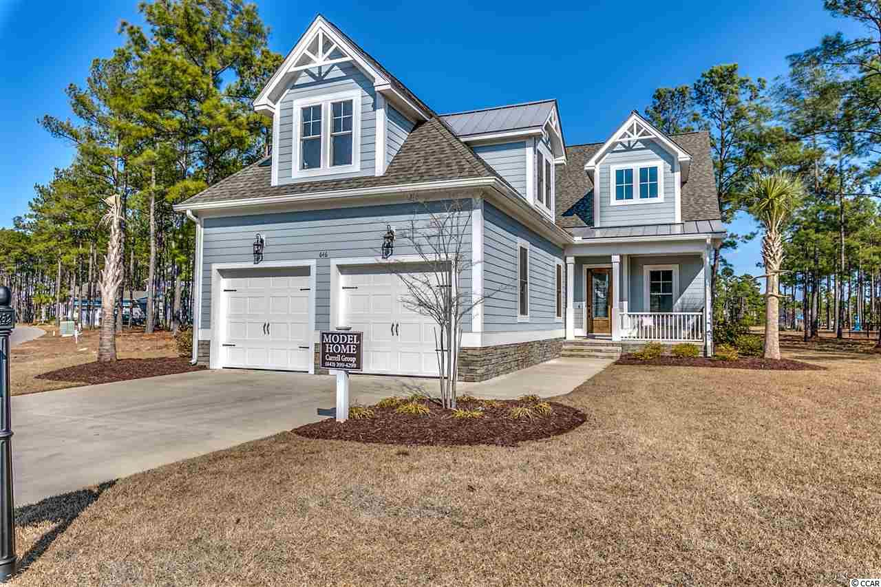 Detached MLS:1802276   646 Waterbridge BLVD Myrtle Beach SC