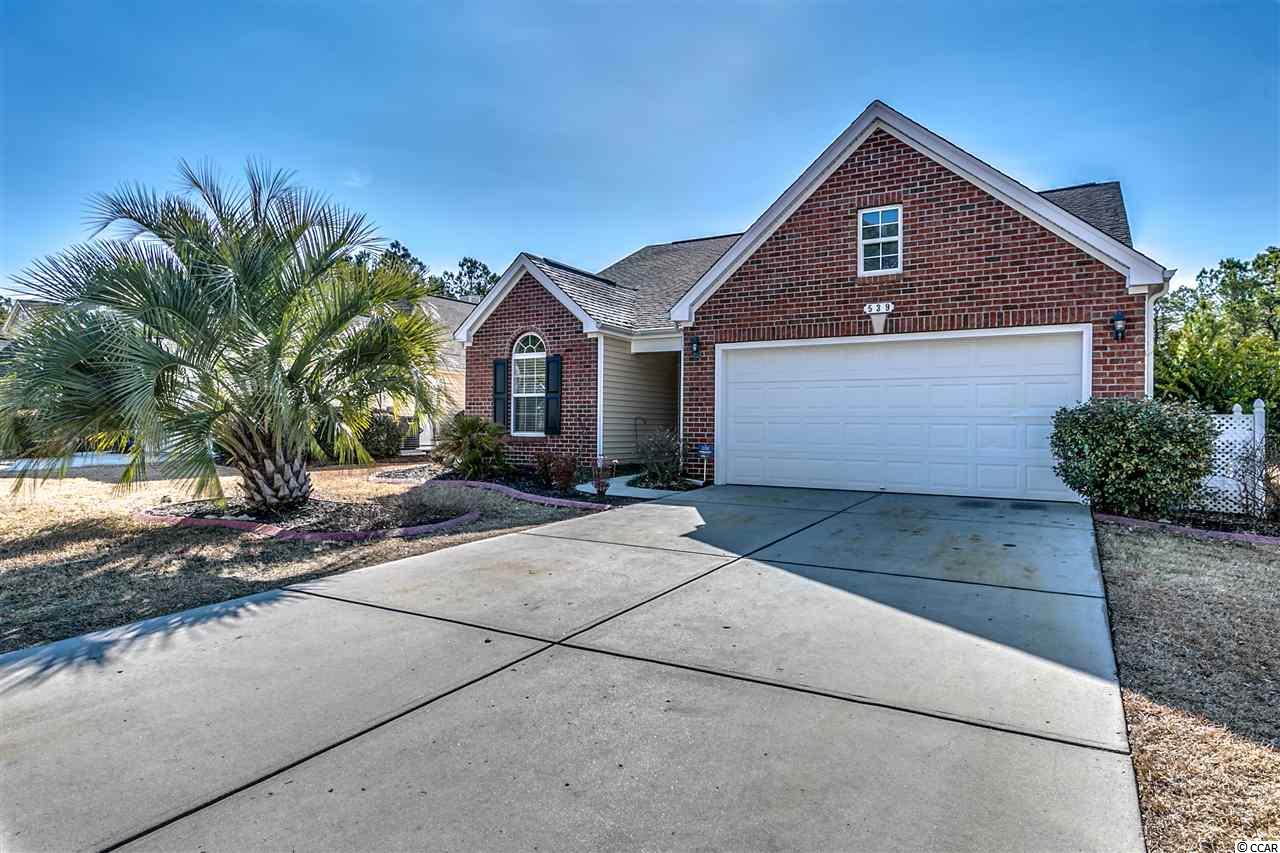 "Come see this highly sought after ""Beaufort"" floorpan in The Farm! This beautiful home is situated on a premium lot, backs up to a Conservation Area and pond, providing both privacy and a lovely view.  This split bedroom plan features a large foyer, and wonderful vaulted ceilings in the family room, kitchen and master bedroom -- making it seem even larger than it is.  The oversized master bedroom has a 12x10 Sitting Area and spacious walk-in closet. Master Bath has a large step-in 5ft shower, double sink vanity, separate water closet and linen closet. The main living area is an open plan to the beautiful arched sunroom that looks out onto your expansive back yard. Kitchen has stainless appliances, pantry, recessed lighting and dining area overlooking the backyard. A separate laundry room is off of the foyer that leads to a double car garage. The seller is offering a flooring allowance so you may select new flooring of your choice! The Farm offers an outstanding amenity center with 2 pools, a climbing gym, basketball court and a fitness area and large sidewalks. Community is within minutes of shopping, beach, health centers, schools, etc. Wonderful primary or investor home!"
