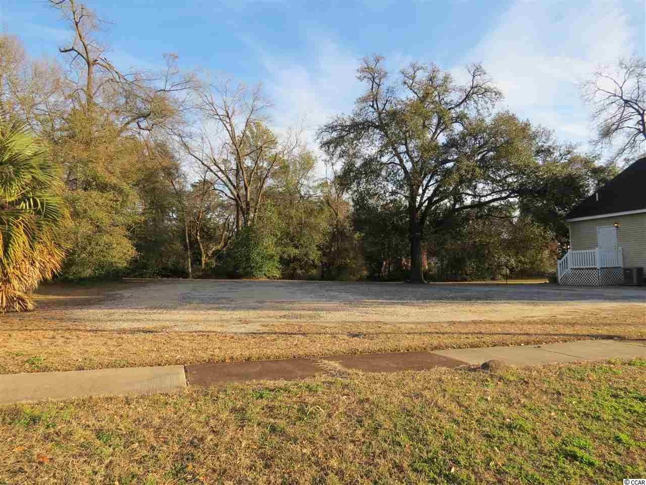Land for Sale at 118 Cleland Street 118 Cleland Street Georgetown, South Carolina 29440 United States