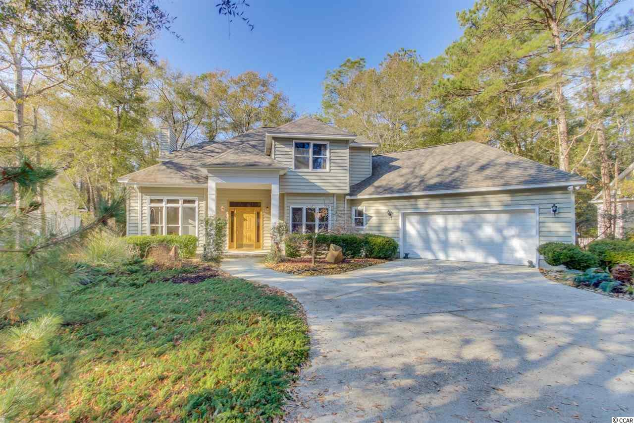 Single Family Home for Sale at 1142 Club Circle 1142 Club Circle Pawleys Island, South Carolina 29585 United States