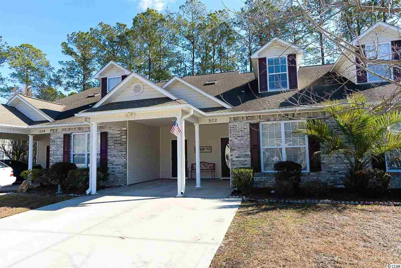 Condo MLS:1802353 Colonial Trace  502 Colonial Trace Dr. Longs SC