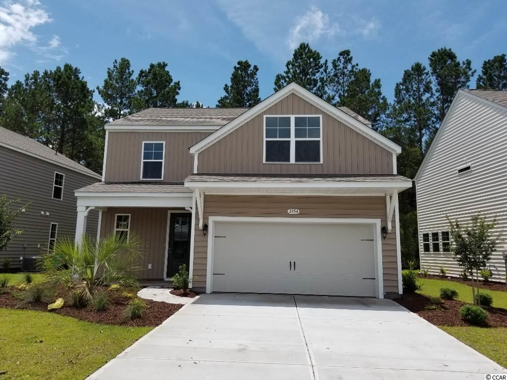 Detached MLS:1802389   2854 Scarecrow Way Myrtle Beach SC