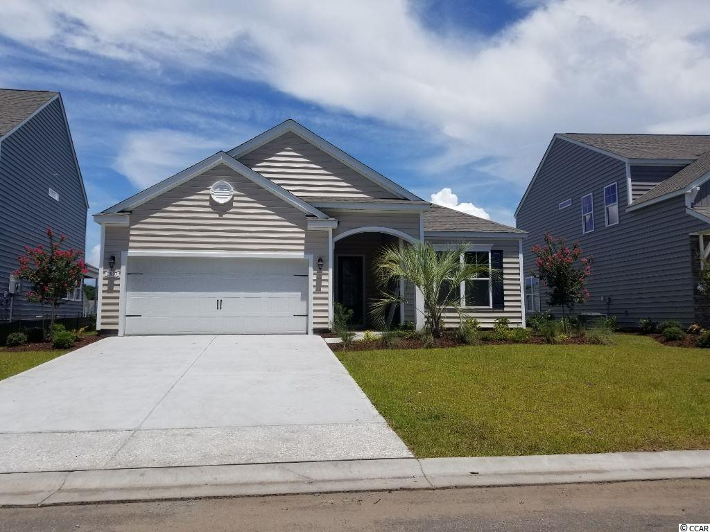 Detached MLS:1802397   2817 Scarecrow Way Myrtle Beach SC