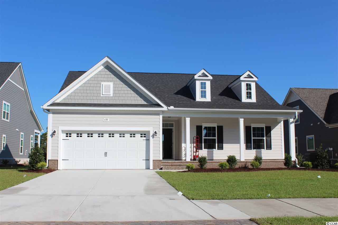 Detached MLS:1802403   638 Indigo Bay Circle Myrtle Beach SC