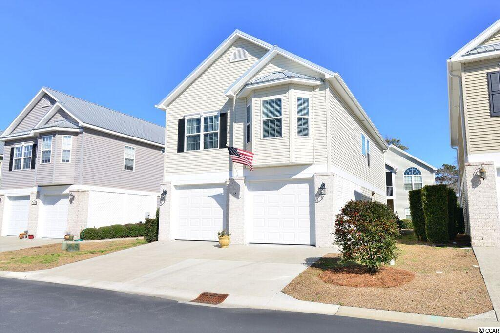 DETACHED WITH HPR MLS:1802423   1611 Cottage Cove Circle North Myrtle Beach SC