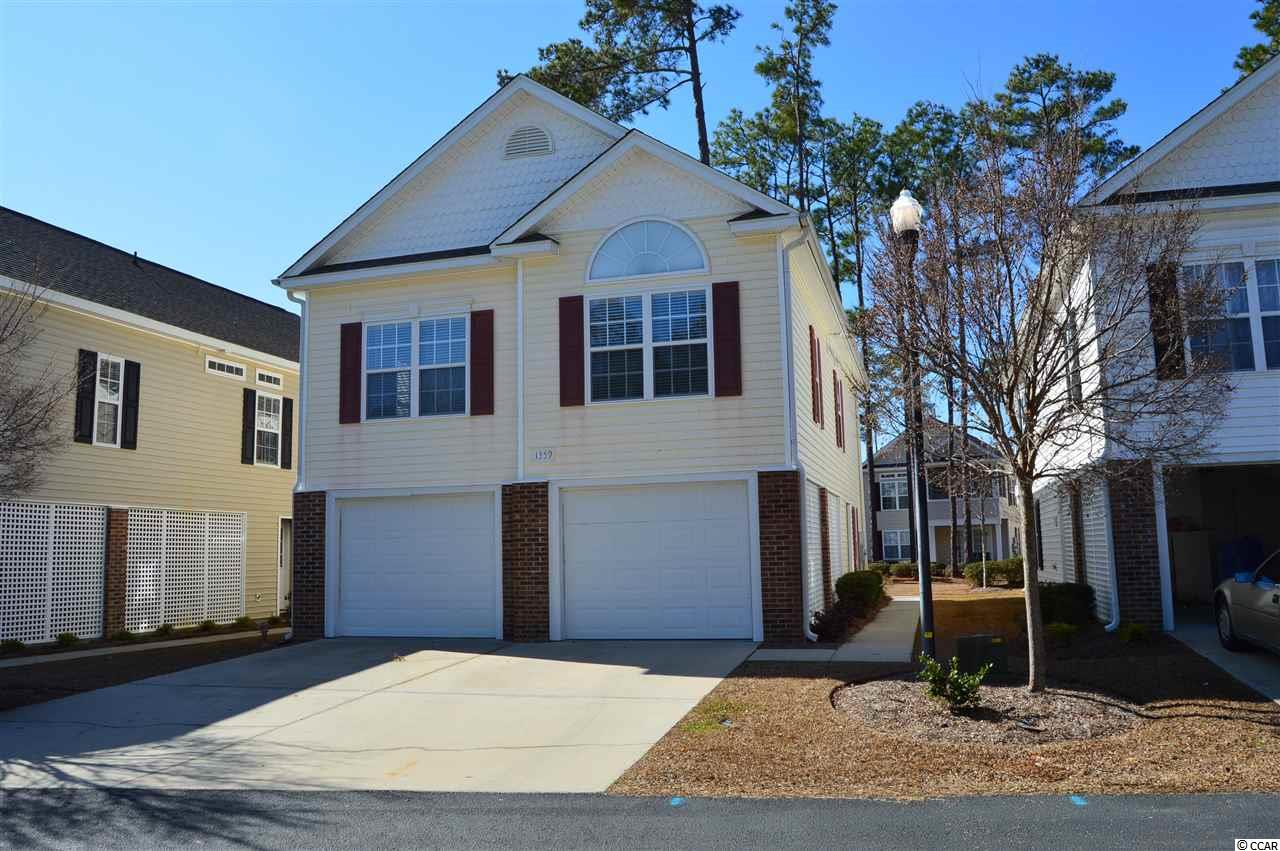 DETACHED WITH HPR MLS:1802431   1359 Wycliffe Drive Myrtle Beach SC