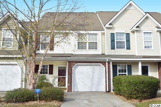Townhouse MLS:1802488 Sawgrass East - Carolina Forest  516 Uniola Drive Myrtle Beach SC