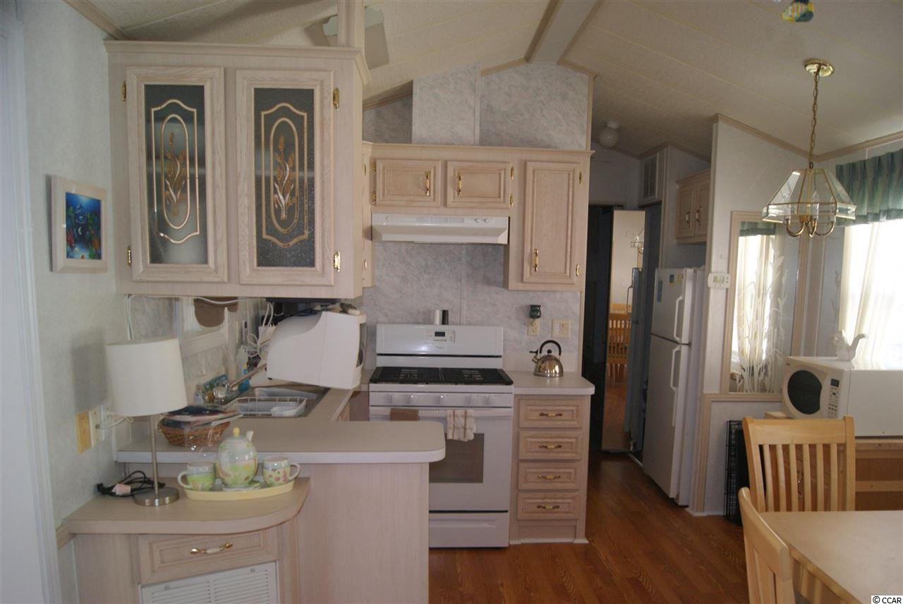 house for sale at  Myrtle Beach RV Resort for $69,900