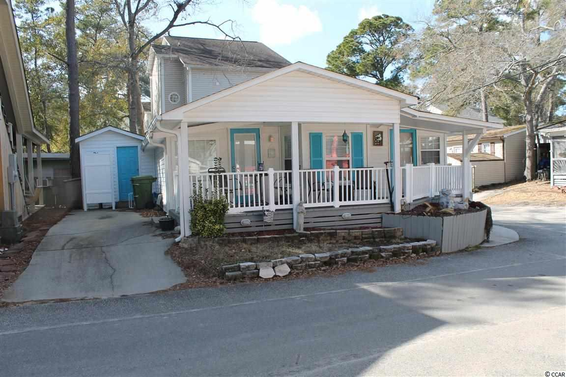 Manufactured Leased Land MLS:1802570   6001 S Kings Highway, Site 1293 Myrtle Beach SC