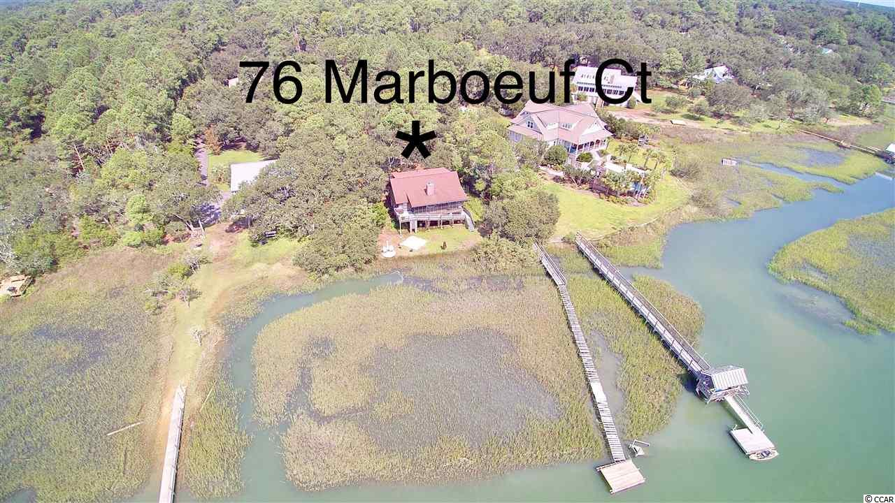 Detached MLS:1802639   76 Marboeuf Ct. Pawleys Island SC