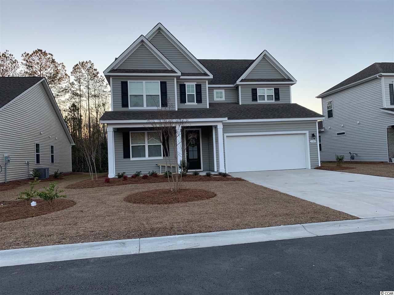 Detached MLS:1802641   1309 Reflection Pond Dr. Little River SC
