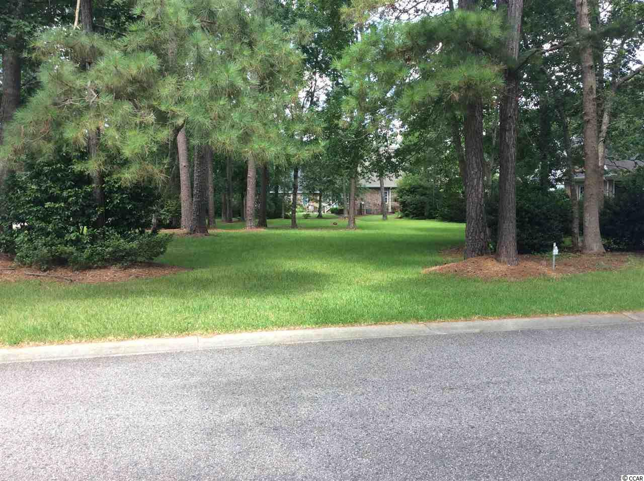 Land for Sale at LOT 2-C Golden Bear Drive LOT 2-C Golden Bear Drive Pawleys Island, South Carolina 29585 United States