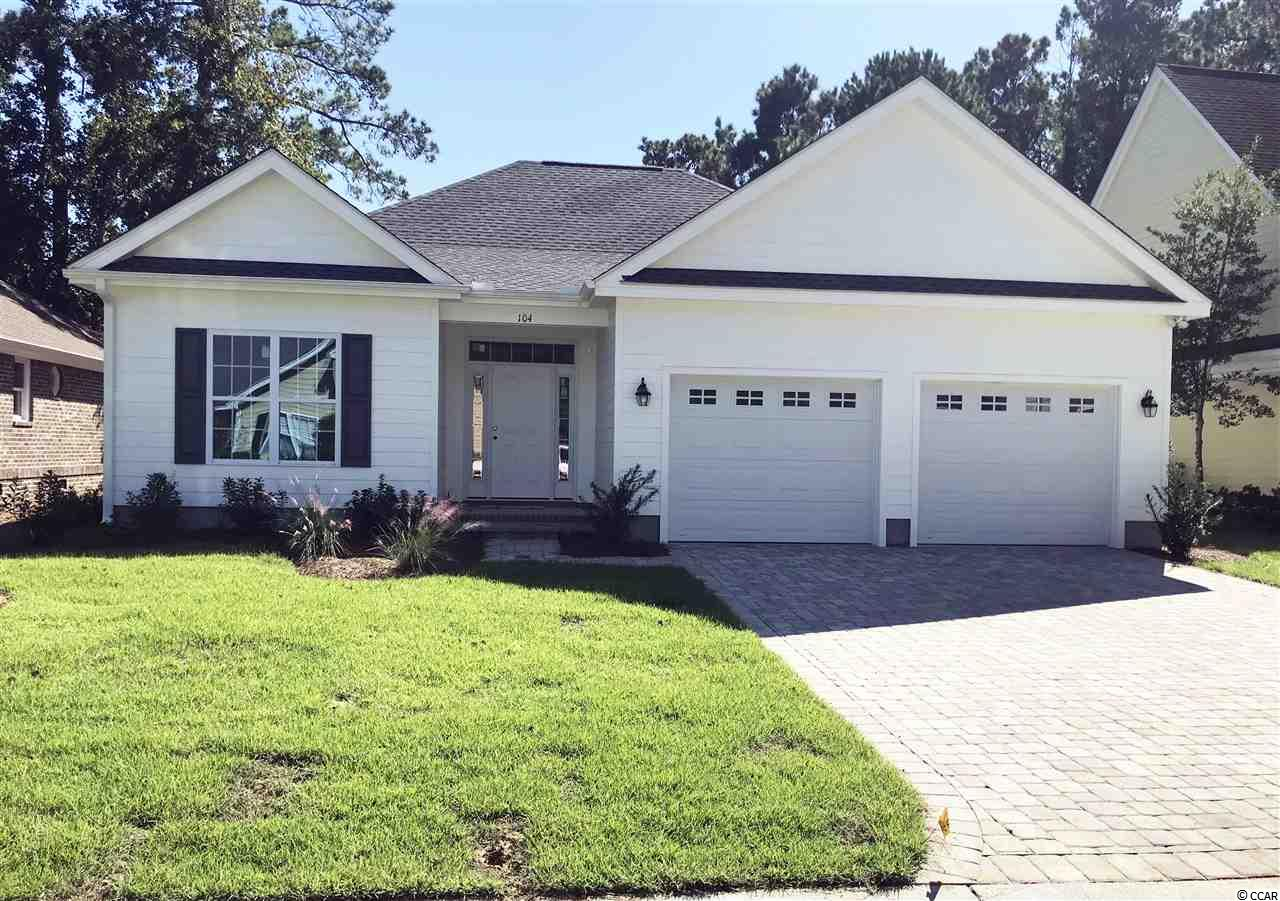 Detached MLS:1802646   104 Turtle Creek Drive Pawleys Island SC