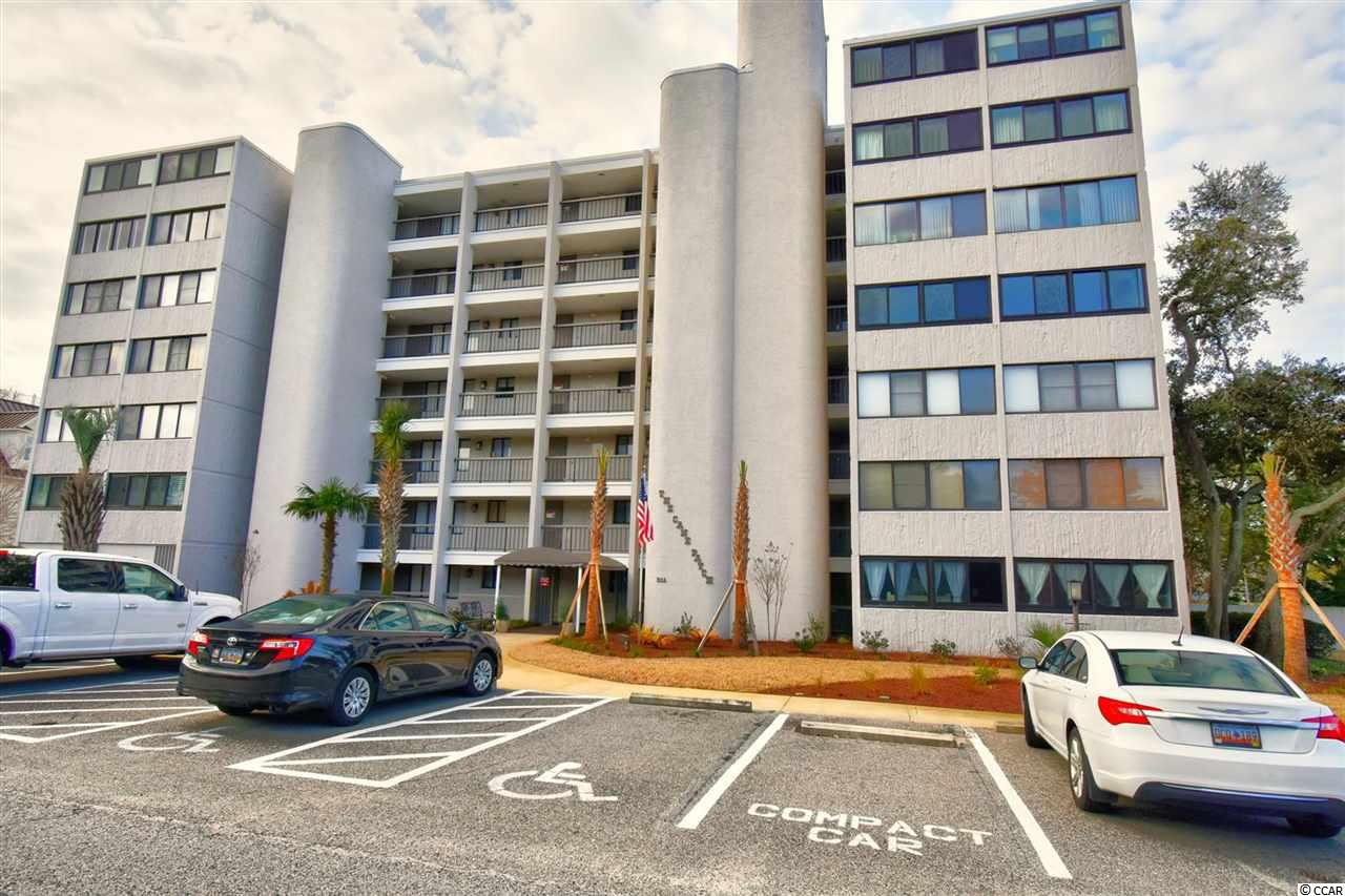 End Unit Condo in Cane Patch : Myrtle Beach South Carolina
