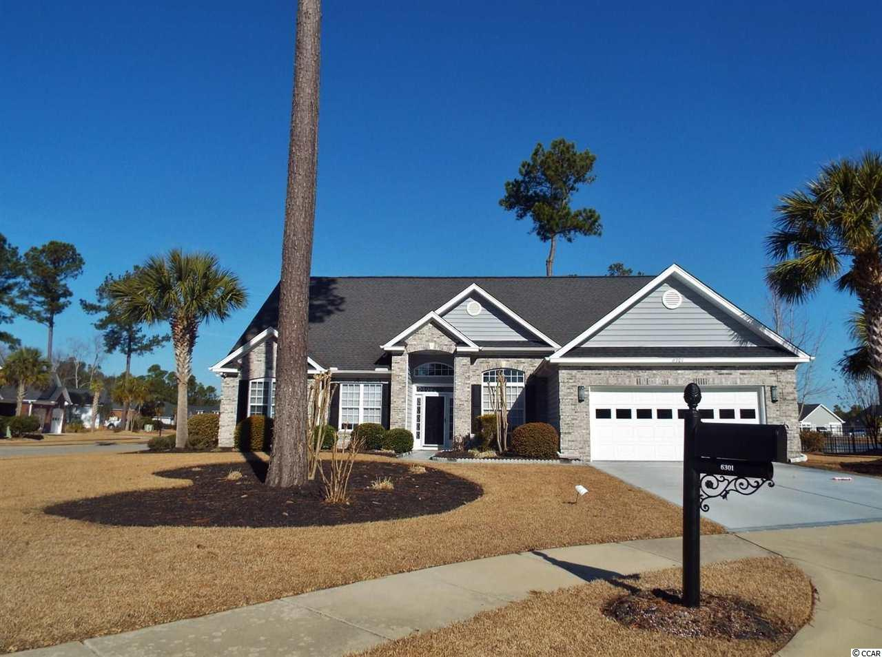 Detached MLS:1802657   6301 Dawn Ct. Myrtle Beach SC