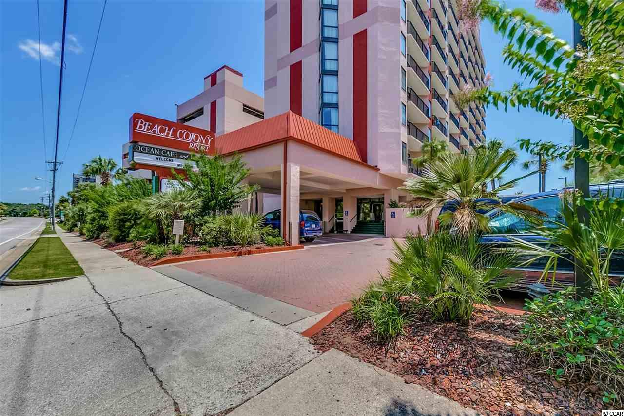 Condo MLS:1802733 Beach Colony  5308 N Ocean Blvd Myrtle Beach SC