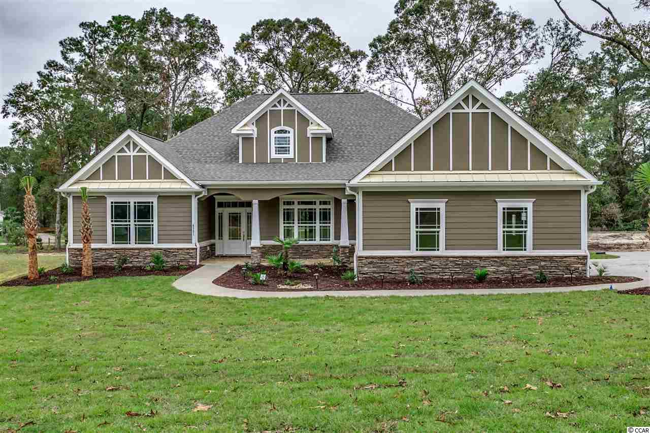 Detached MLS:1802827   Lot B River Road Little River SC