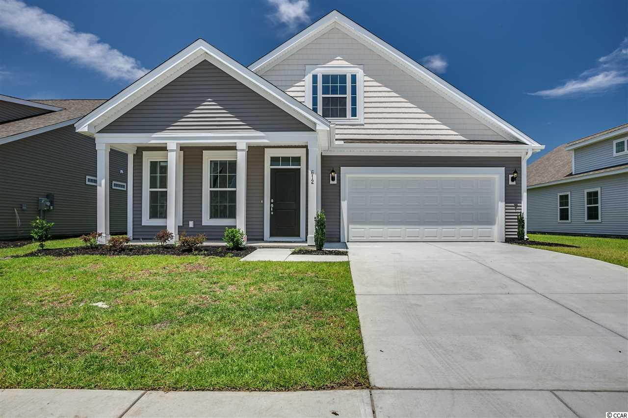 Detached MLS:1802935   612 Ginger Lily way Little River SC
