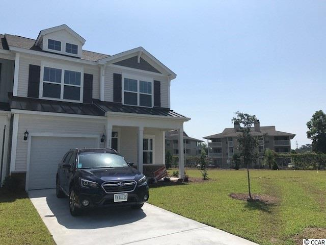 Townhouse MLS:1802936 Cypress Village Townhomes  484 Papyrus Circle Little River SC