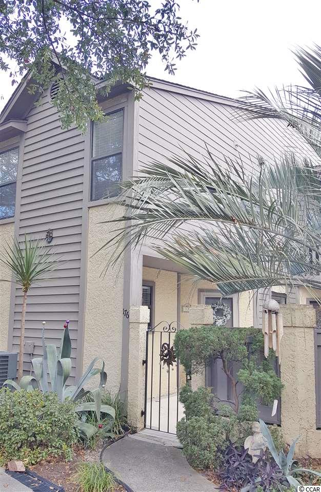 Townhouse MLS:1802937 OCEAN PINES II  611 S 13th Ave Surfside Beach SC
