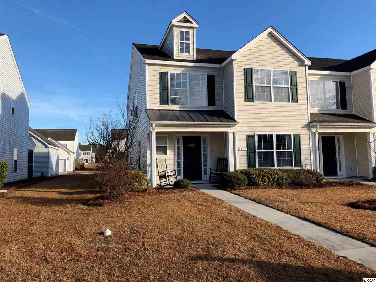 Townhouse MLS:1802984 The Orchards at The Farm  1131 Harvester Circle Myrtle Beach SC