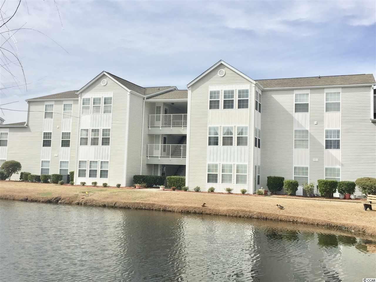 Lake/Pond View Condo in SOUTHBRIDGE : Surfside Beach South Carolina