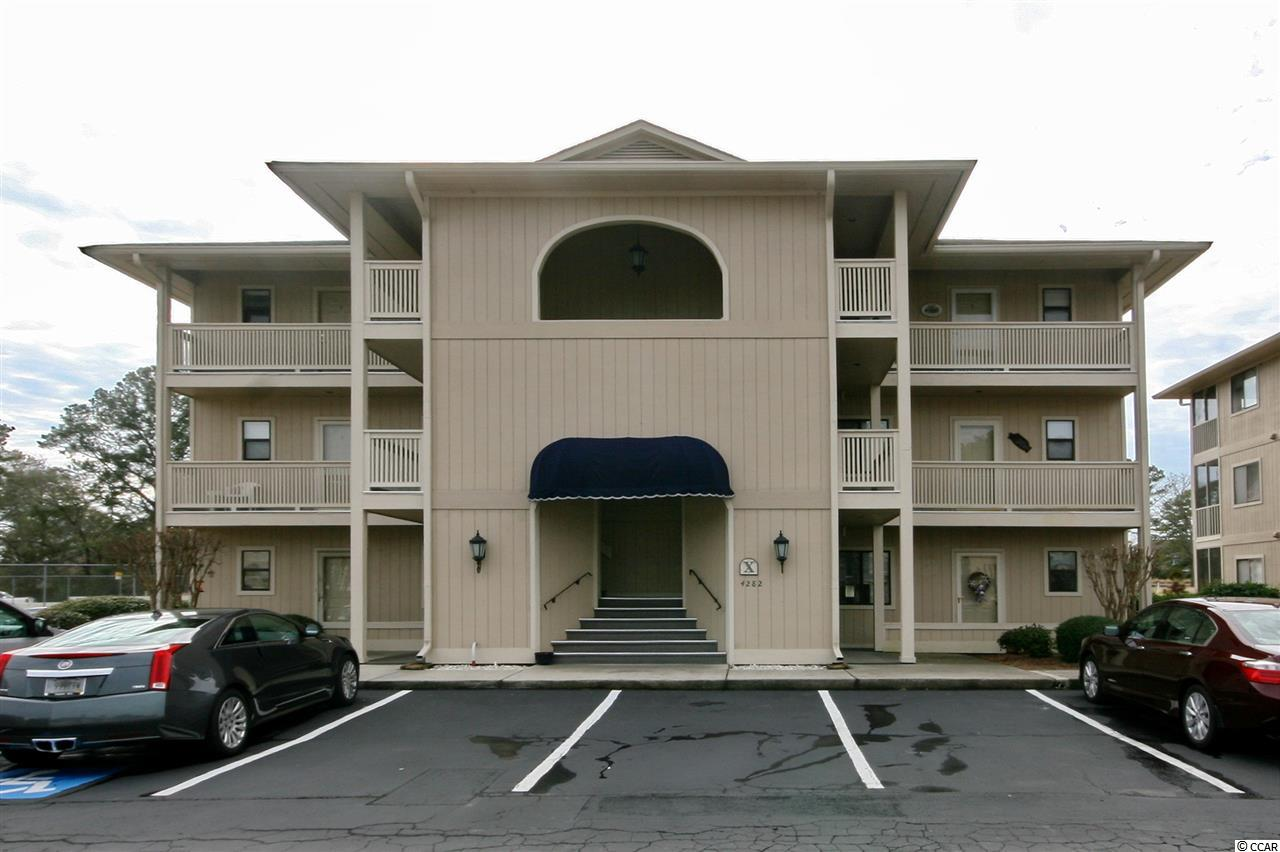 End Unit Condo in Cypress Bay : Little River South Carolina