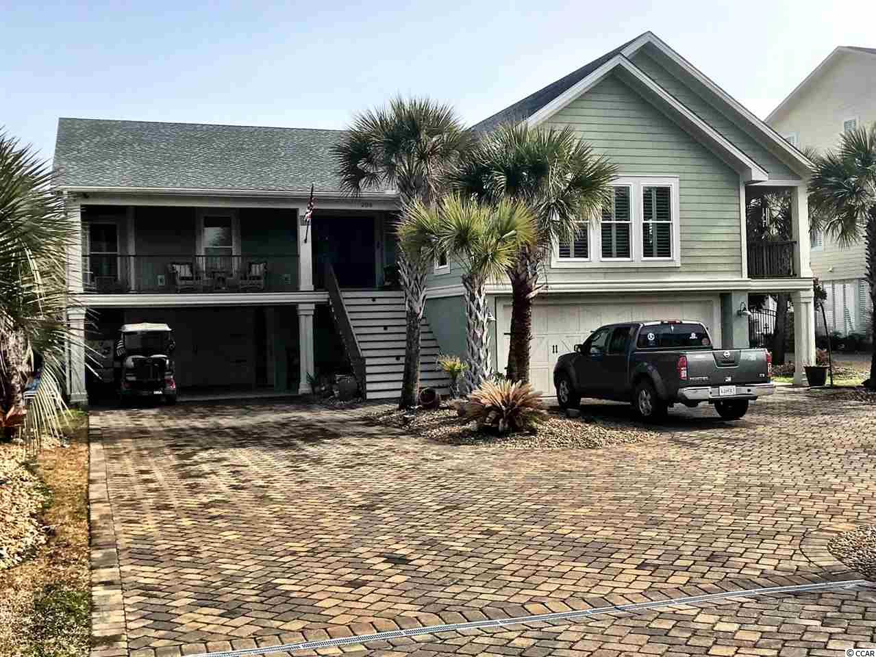 Detached MLS:1803007   206 16th Ave N. North Myrtle Beach SC