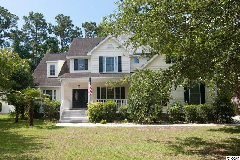 Single Family Home for Sale at 119 Olde Canal Loop 119 Olde Canal Loop Pawleys Island, South Carolina 29585 United States