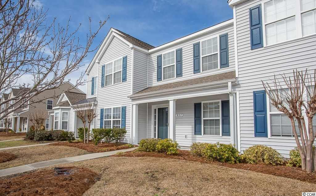 Townhouse MLS:1803080 The Orchards at The Farm  857 Barn Owl Court Myrtle Beach SC