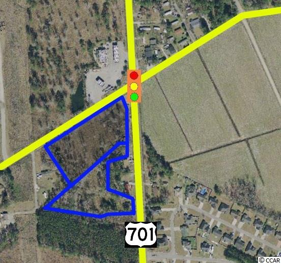 Land for Sale at TBD Highway 501 TBD Highway 501 Conway, South Carolina 29527 United States