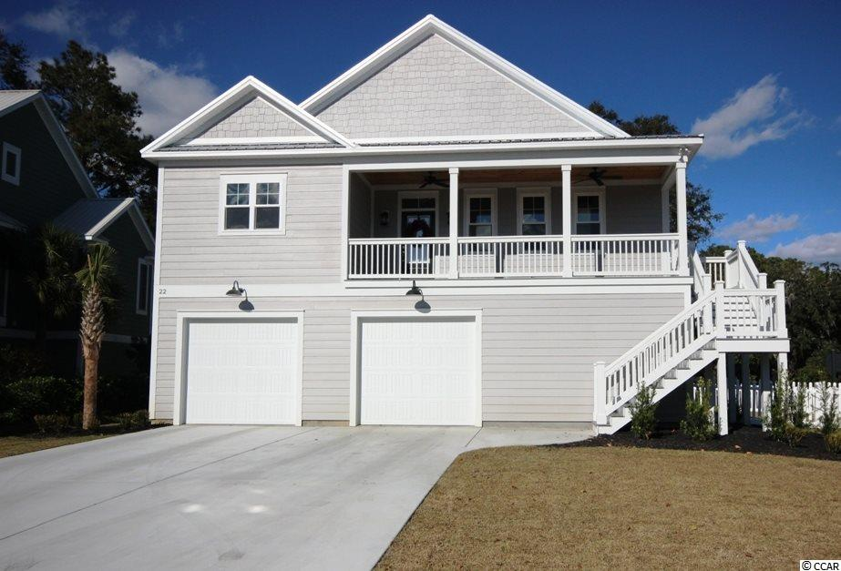 Single Family Home for Sale at Lot 35 Cottage Drive Lot 35 Cottage Drive Murrells Inlet, South Carolina 29576 United States