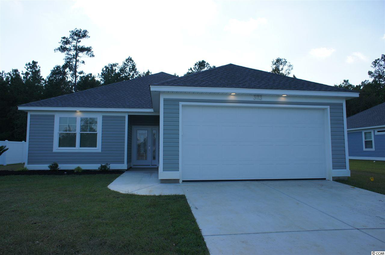 Detached MLS:1803210   3105 Shandwick Drive Conway SC