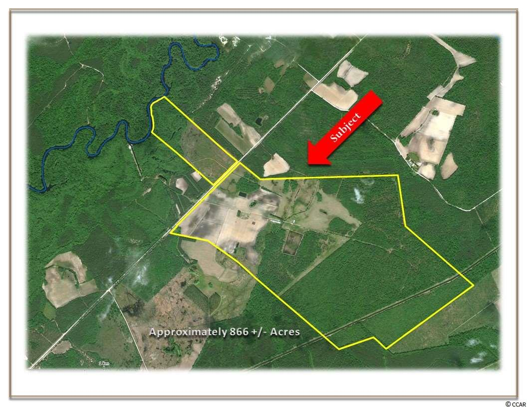 Farm for Sale at Causey Road Causey Road Nichols, South Carolina 29581 United States