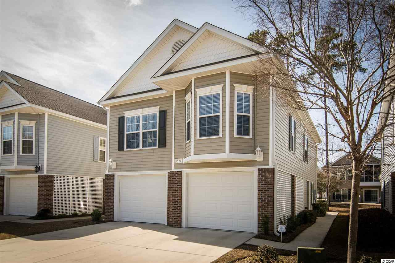 DETACHED WITH HPR MLS:1803293   1371 Cottage Drive Myrtle Beach SC