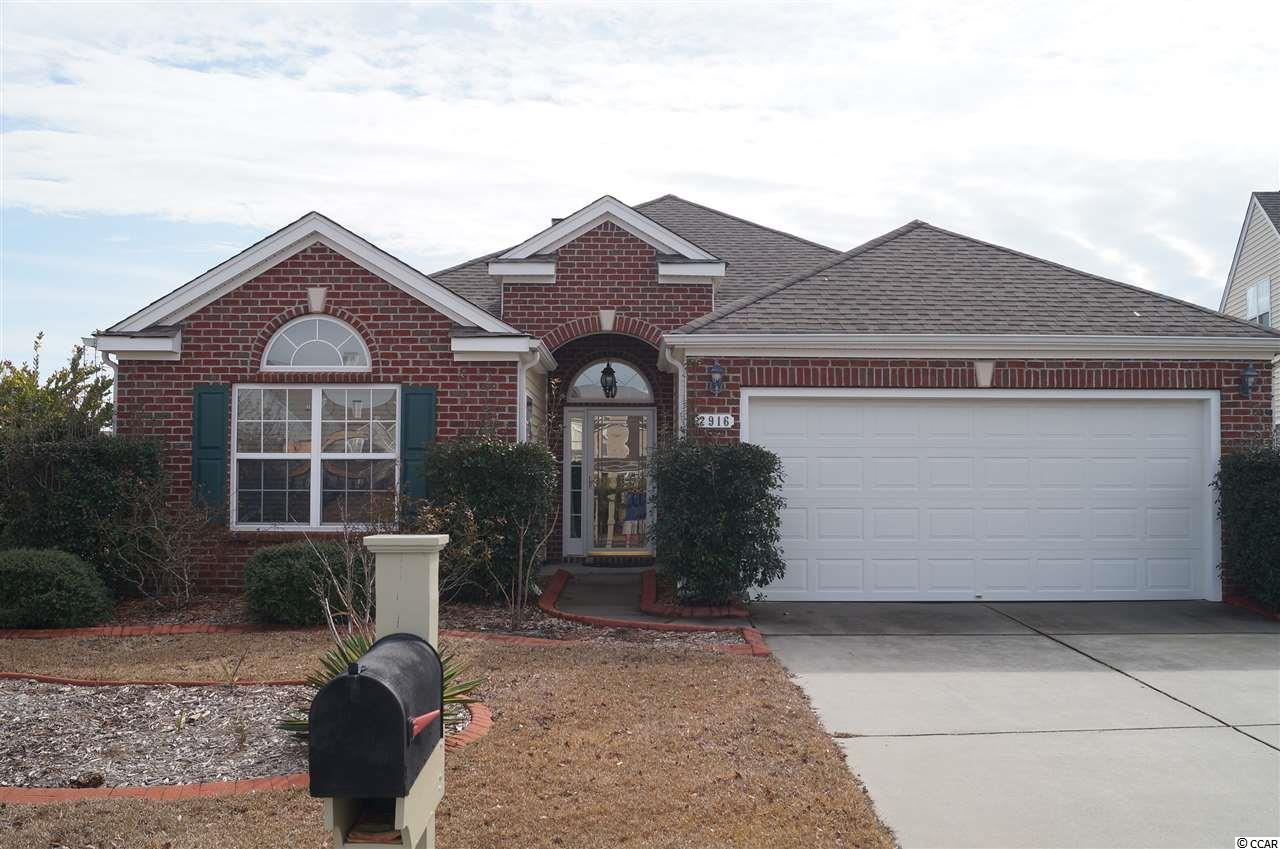 Detached MLS:1803296   2916 Scarecrow Way Myrtle Beach SC