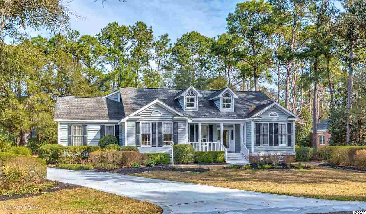 Detached MLS:1803369   1248 Heritage Dr. Pawleys Island SC