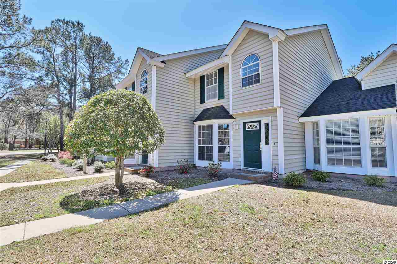 Townhouse MLS:1803374 Emerald Green River Club  1659 Club Circle Pawleys Island SC