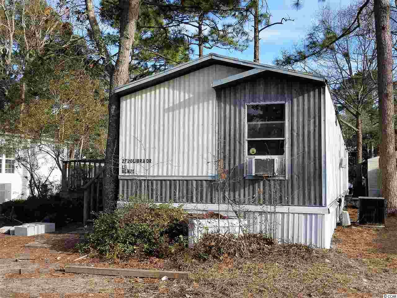 Manufactured Leased Land MLS:1803391   2720 Libra Dr Myrtle Beach SC